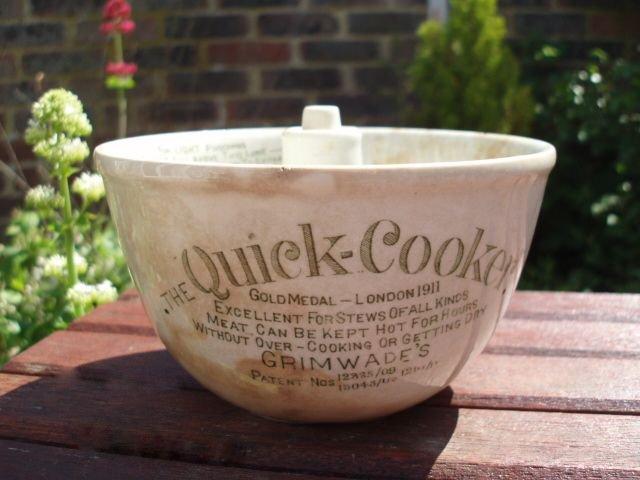 Vintage Grimwades Quick Cooker