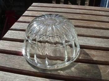 Vintage Pyrex Glass Jelly Mould