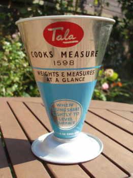 Vintage Tala Cooks Measure