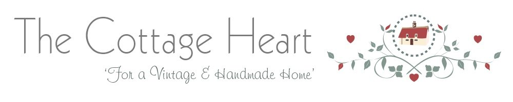 The Cottage Heart, site logo.