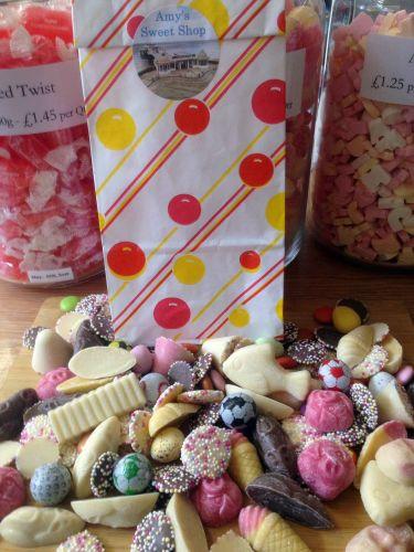 Chocolate Pick n Mix - 400g