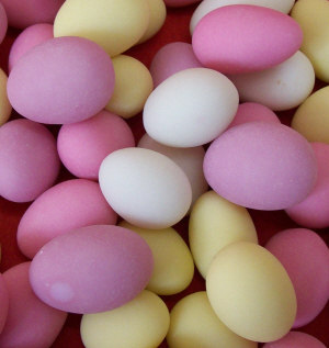 Sugared Almonds - 240g
