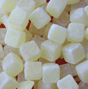 Pineapple Cubes - 120g