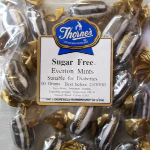 Thorne's Everton Mints - 100g