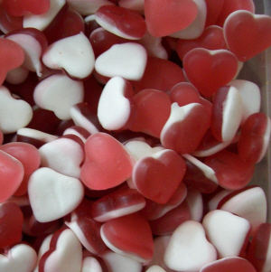 Heart Throbs - 120g
