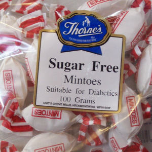 Thorne's Mintoes - 100g