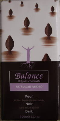Balance Dark Chocolate - 100g