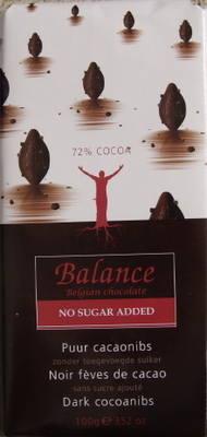 Balance Dark Chocolate with Cocoanibs- 100g