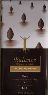 Balance Milk Chocolate - 100g