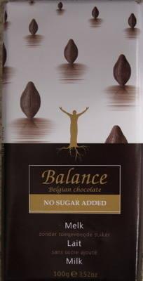 Balance Milk Chocolate - 100g