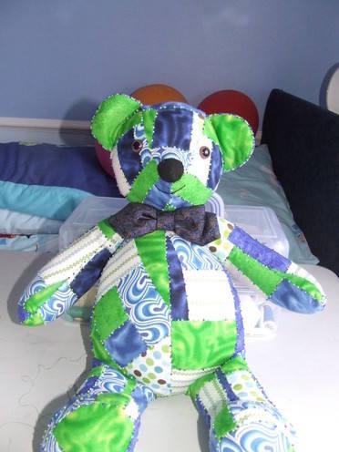 Beady Bear 2
