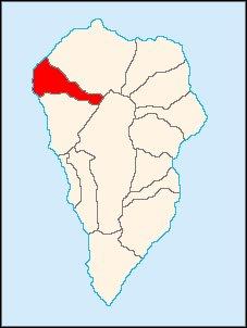map puntagorda