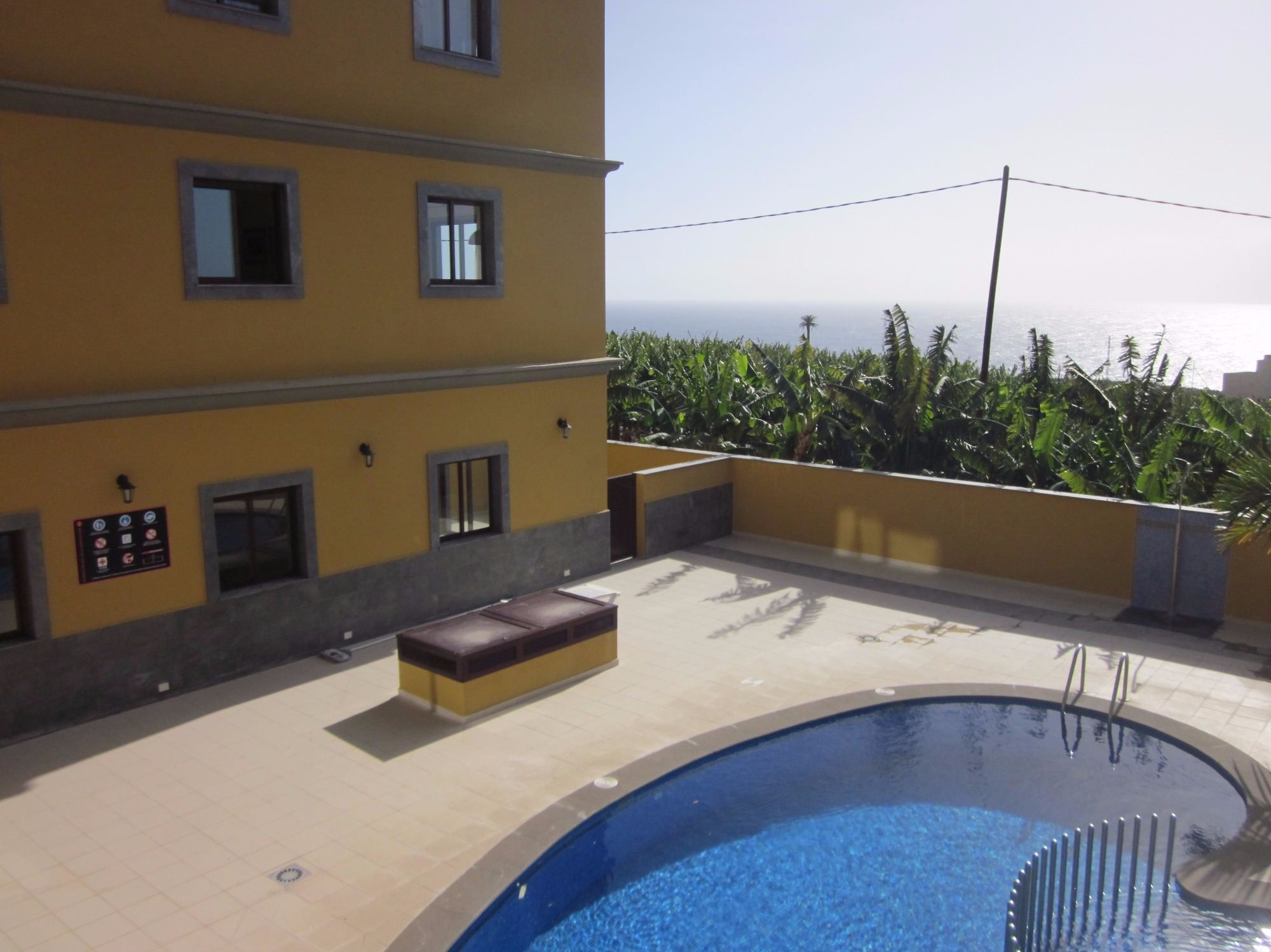 self-catering holiday apartment to rent tazacorte la palma canary islands