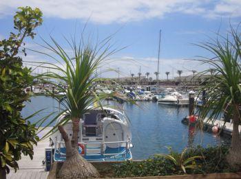 marina puerto de tazacorte la palma