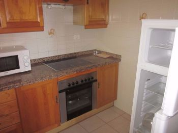 self-catering kitchen orion tazacorte puerto la palma