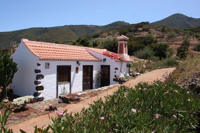 Casa Rural GArafia la palma canarias