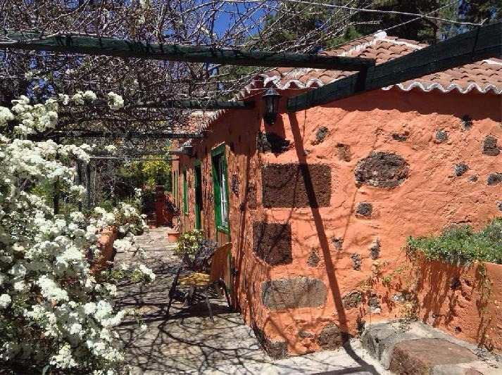 rural house to rent garafia la palma canary islands