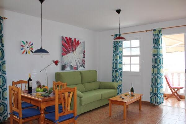 self-catering apartment in complex El Roque Puerto Naos La Palma Canary Islands Spain