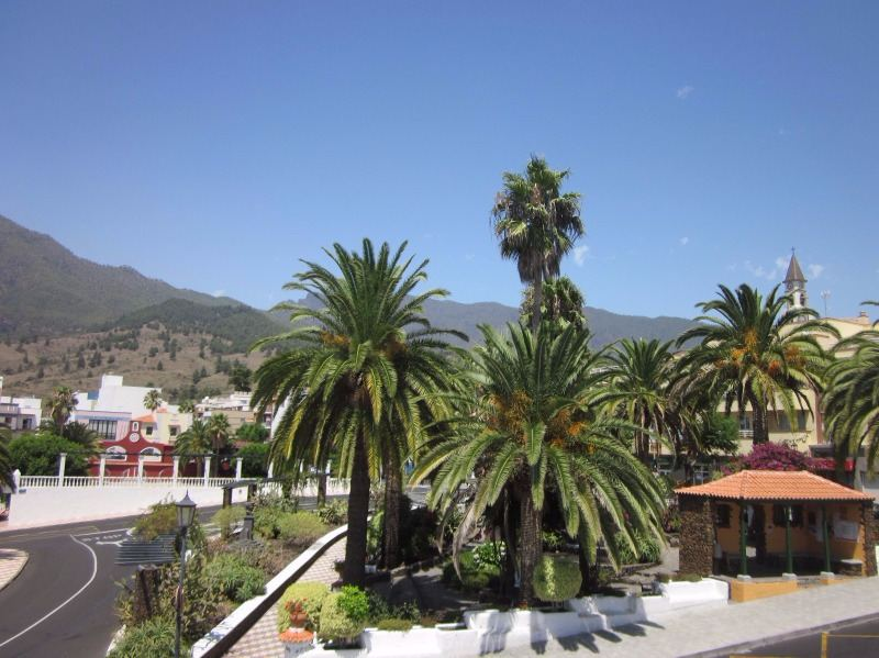 El Paso town La Palma Canary Islands holiday accommodation