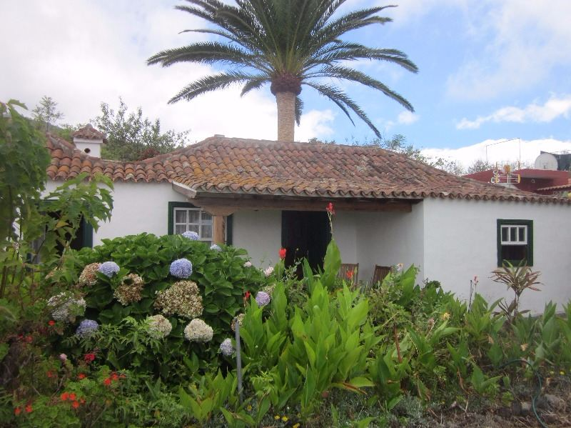 Rural cottage la Palma