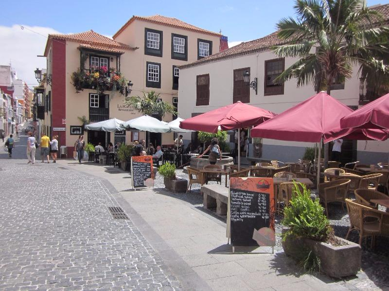 Plaza Santa Cruz de la Palma, Canary Islands