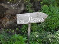 walking GR 130 las tierras
