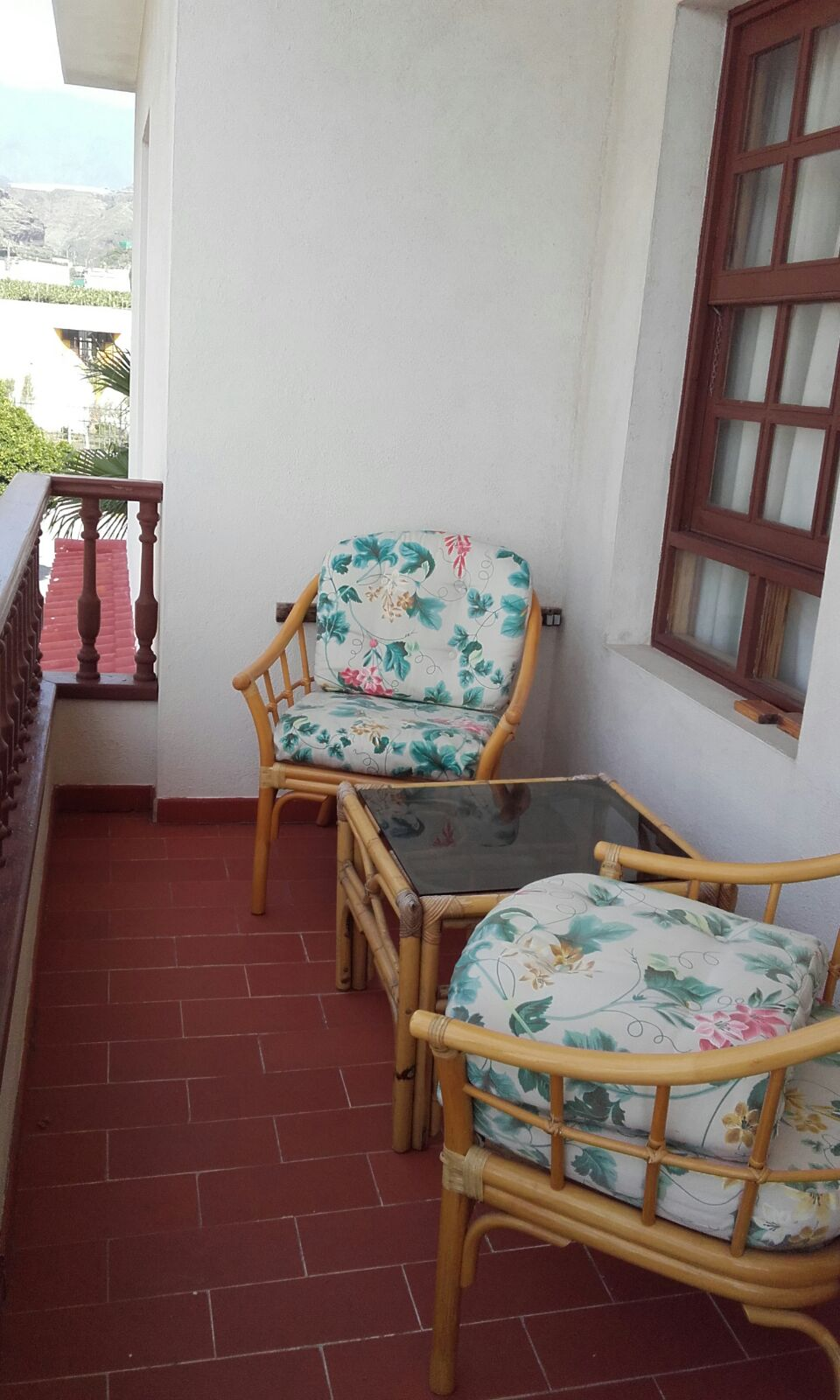 apartment with balcony and sea view tazacorte 2 beds
