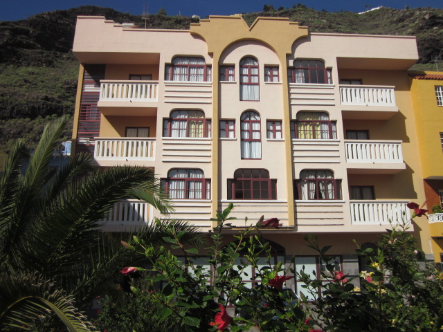 Holiday apartments to rent Tazacorte la Palma canary islands