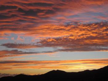 sunrise Garafia, Finca Franceses