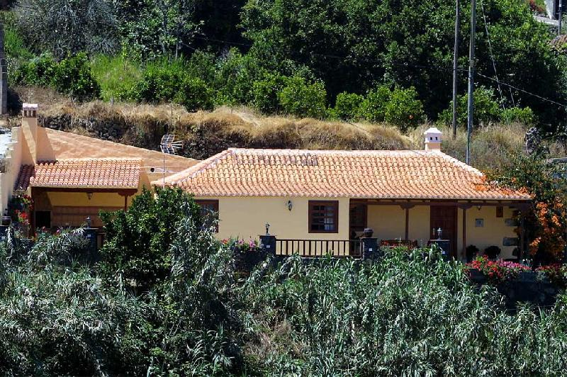 Casa Rural Atilio Self-catering holiday house Puntallana islas canarias