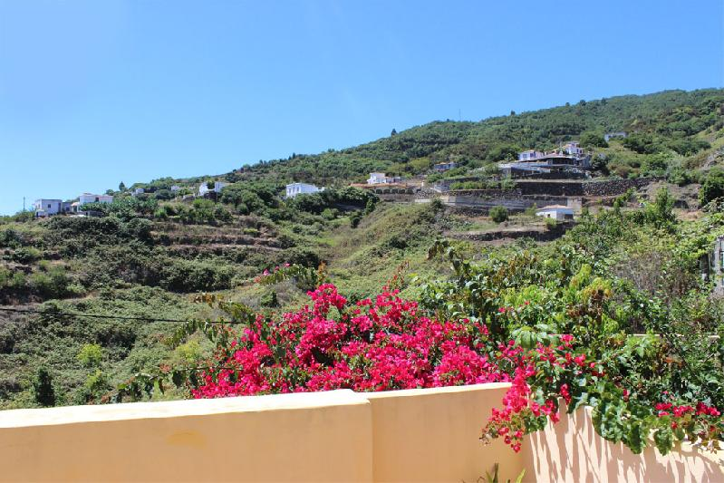 Casa Rural Holiday Home La Palma with sea view