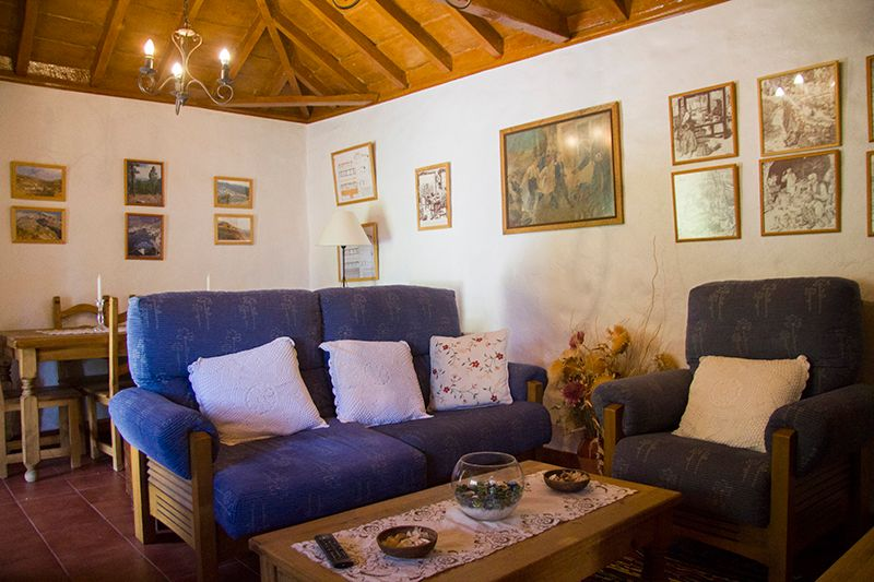 Rural holiday cottage with TV, La Palma