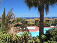 Self-catering apartments with pool la Palma