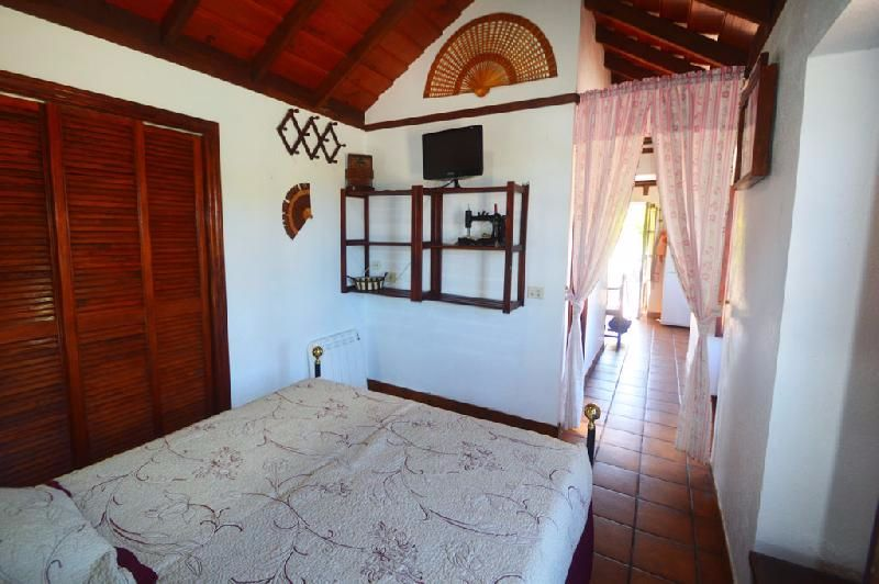 Casa Rural El Jaral Garafia bedroom