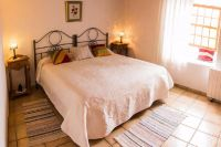 Rural house sleep 5 people la palma canariesCasa Puente Roto bedroom double