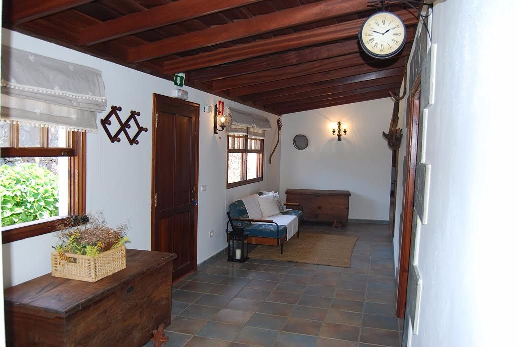 rural holiday house to rent garafia la palma