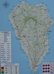 GR130 island map