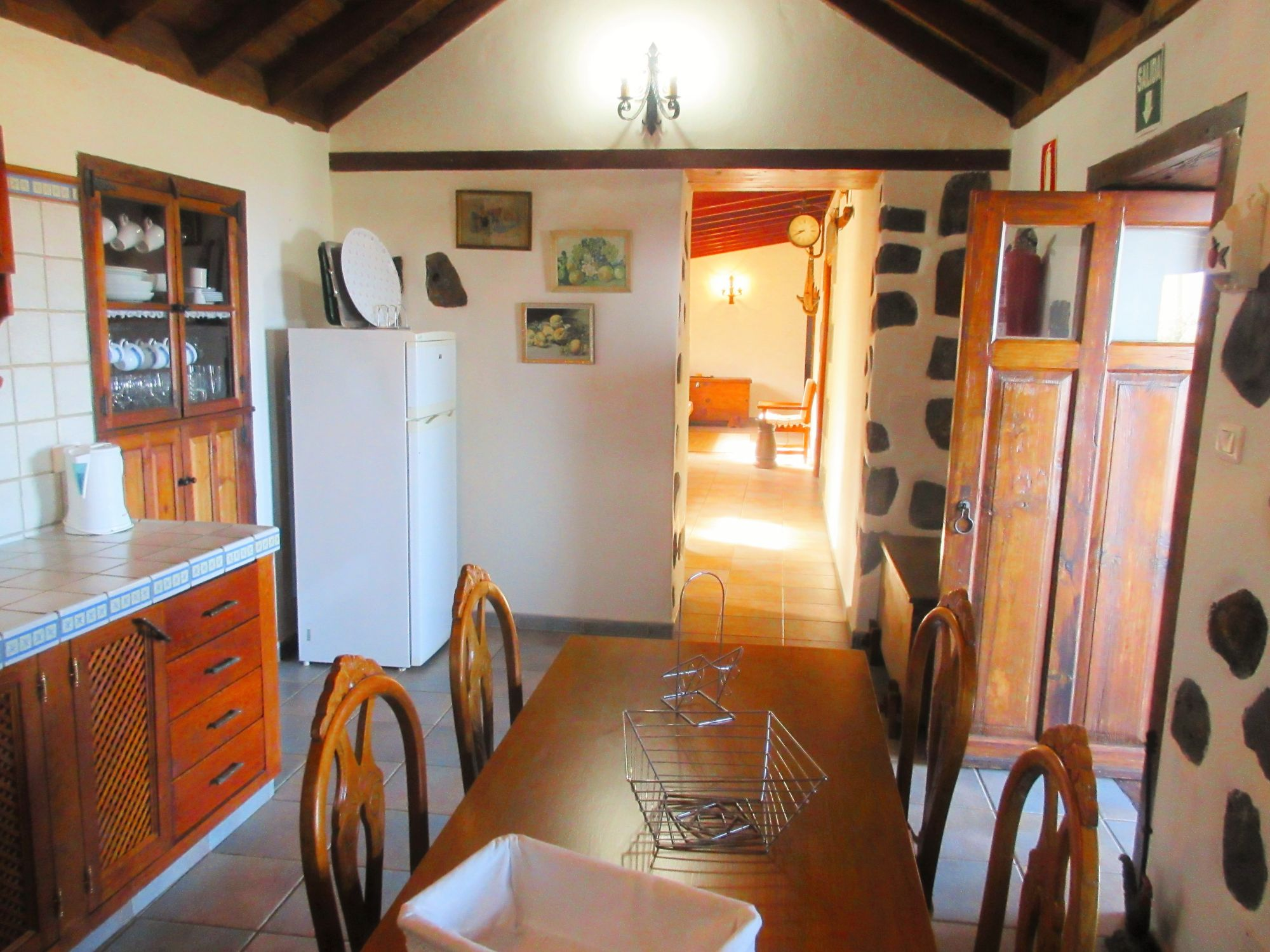 Self-catering holiday house rural Garafia la Palma 5 persons