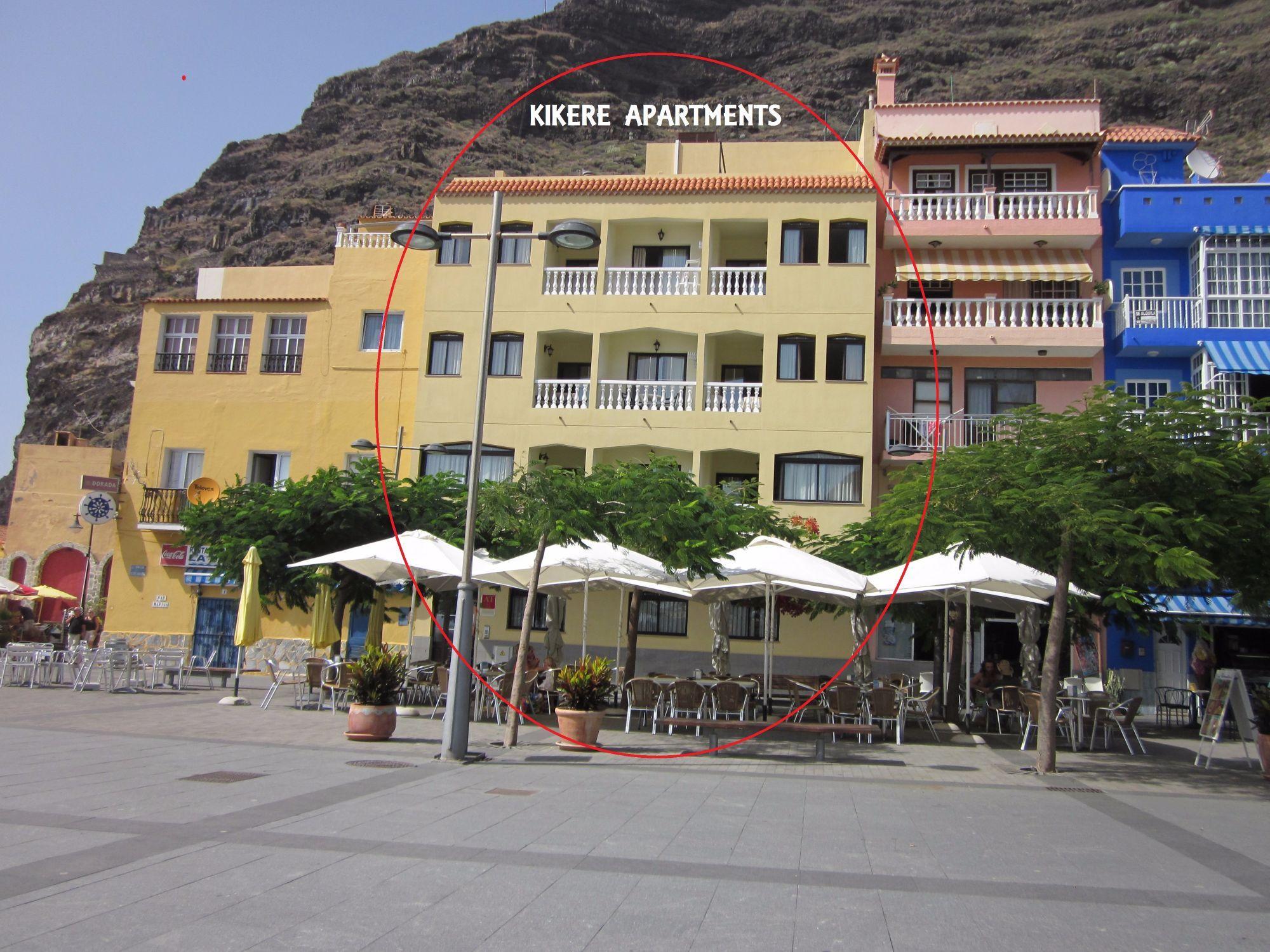 Kikere apartments puerto de tazacorte la palma canary islands
