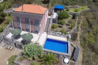 Holiday Villa to rent with heated pool west side la Palma