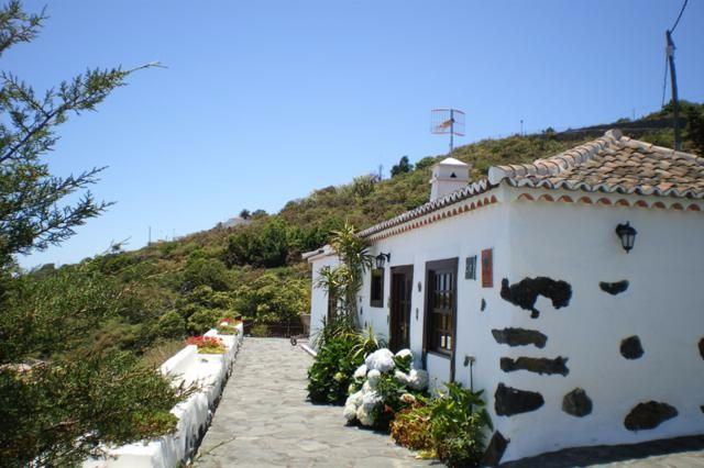 Casa Rural Juana Quinta Family house with sea view La Palma, Canaries