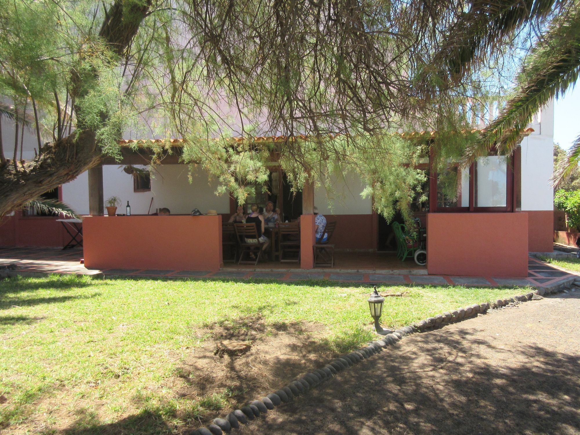 Accommodation for family groups La Palma