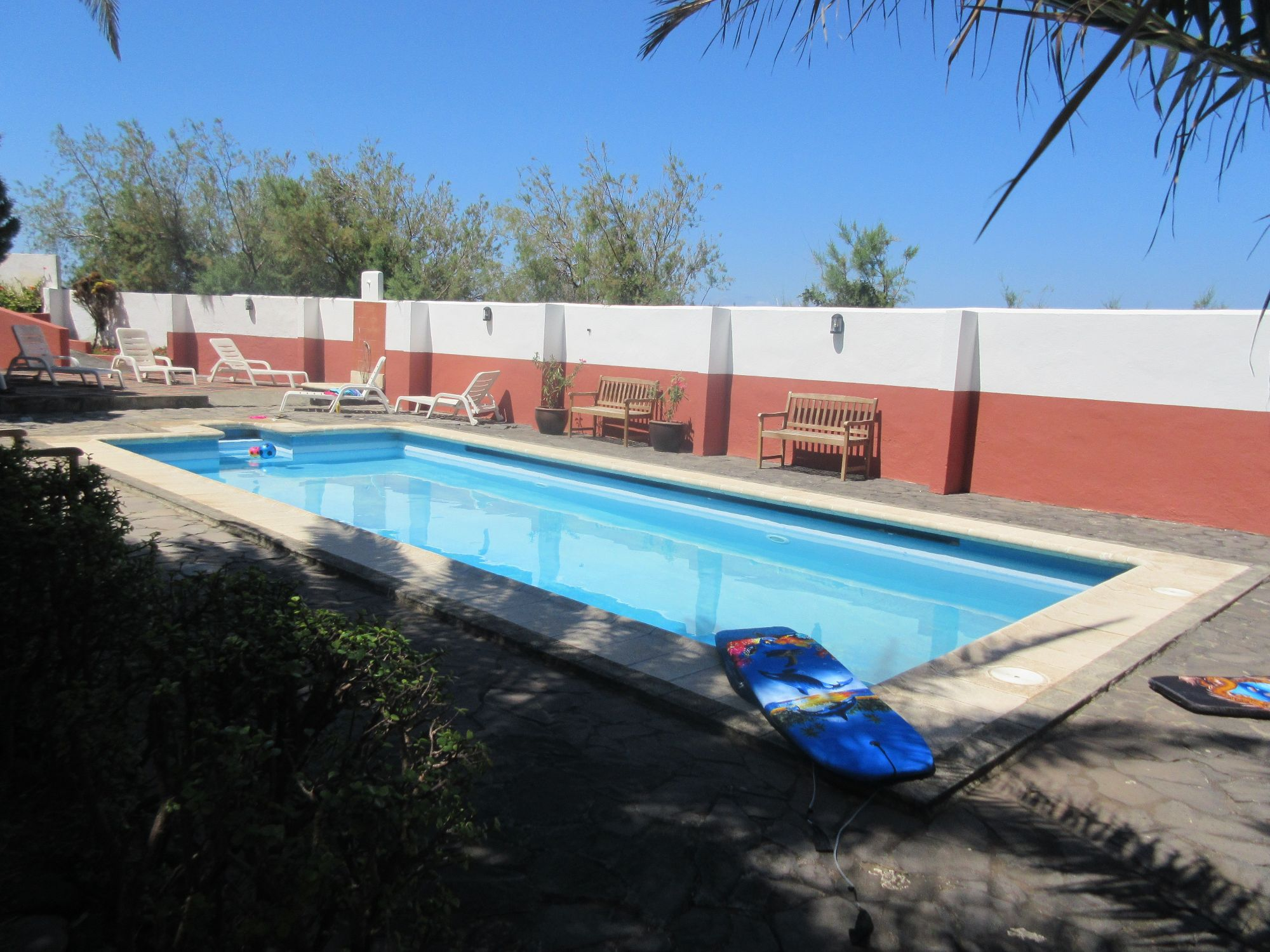 Accommodation with swimming pool franceses