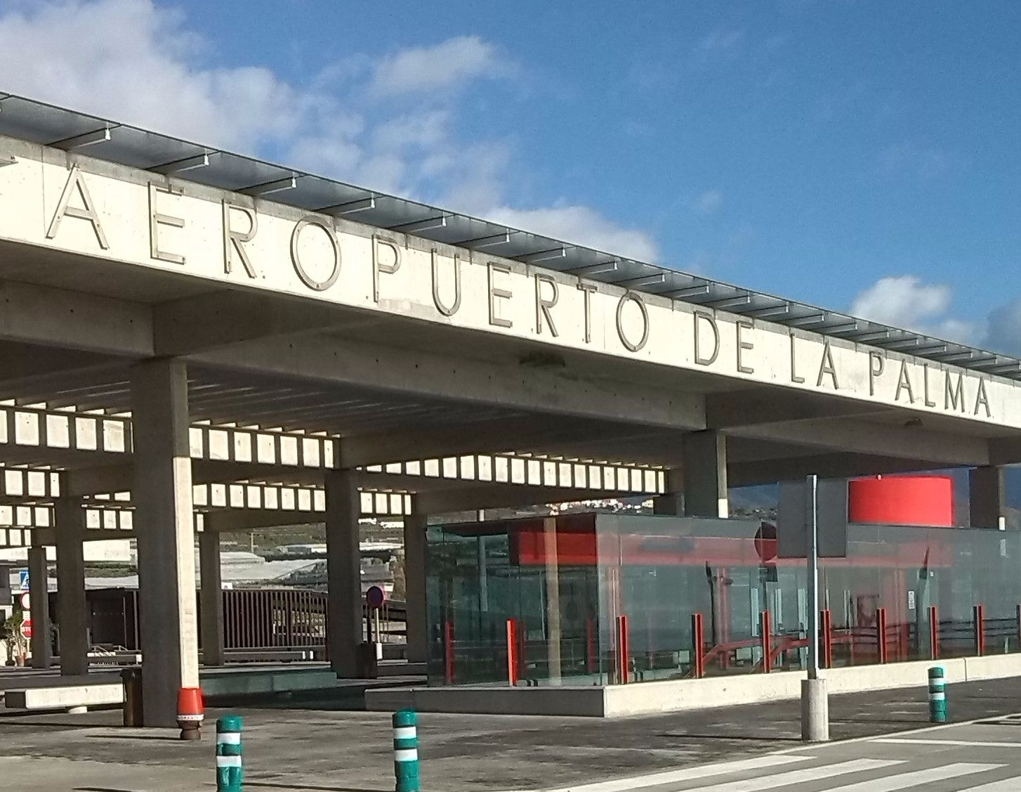 La Palma airport SPC
