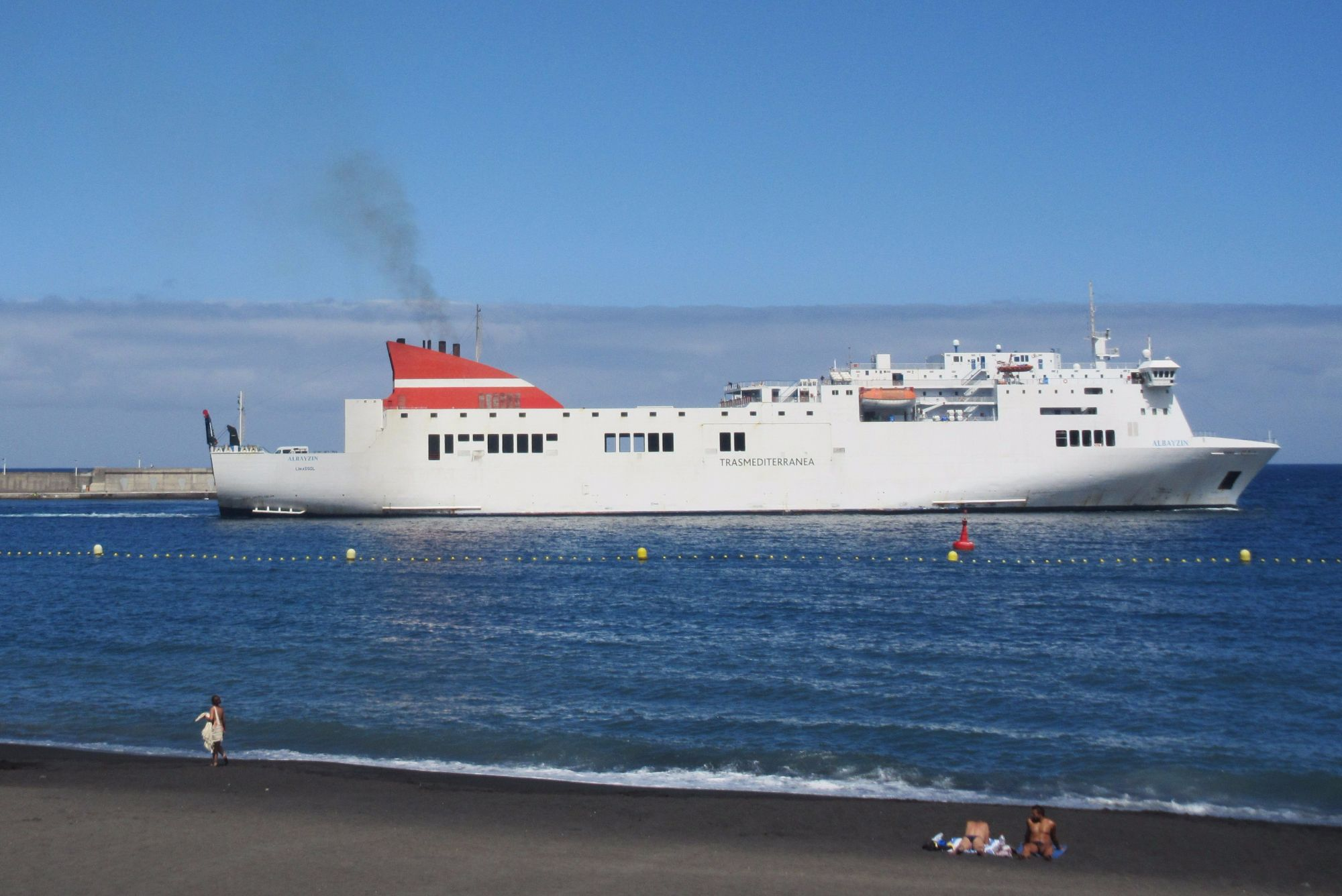 Ferries la Palma Canary Islands