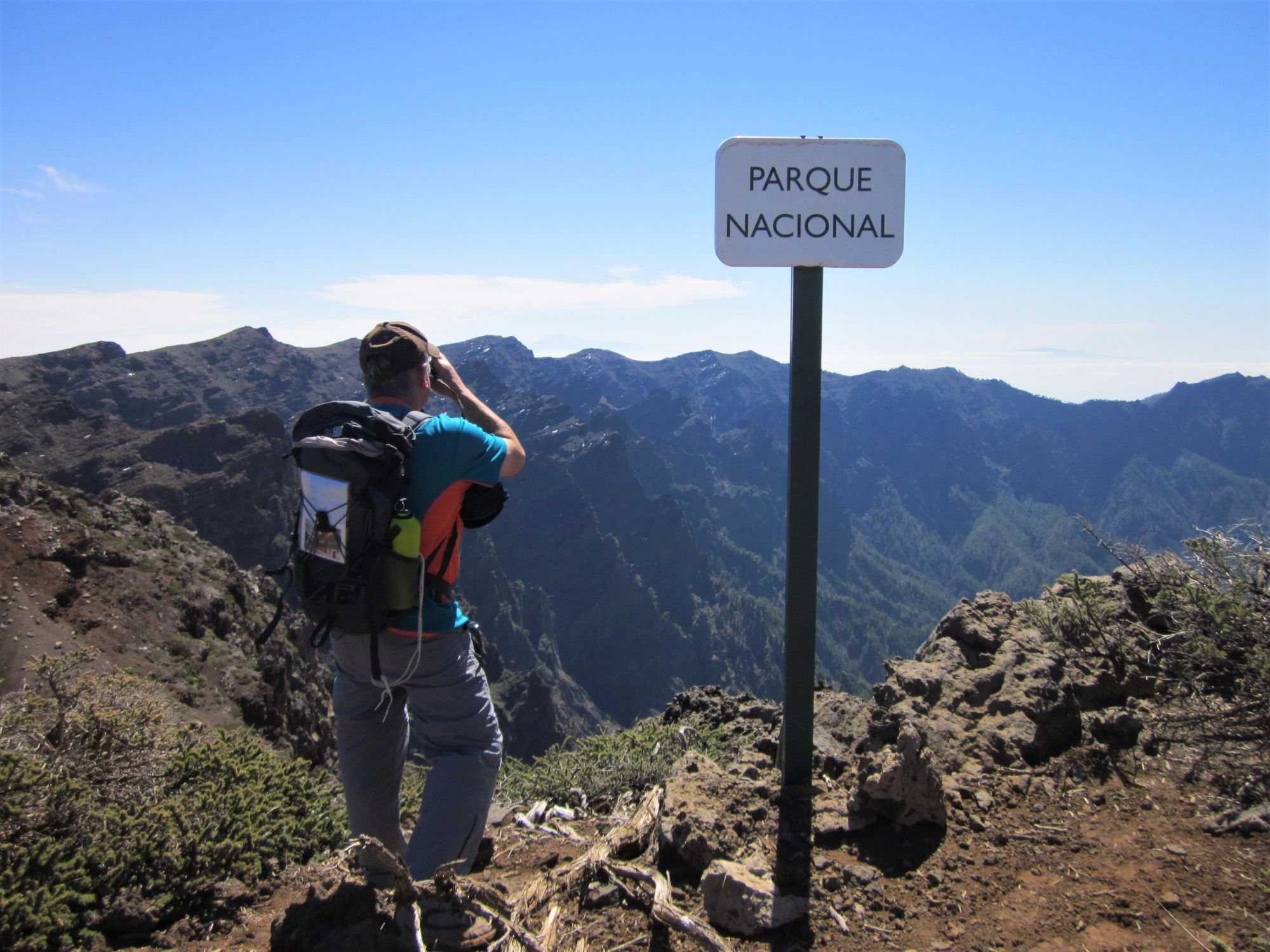 La Palma walking trails