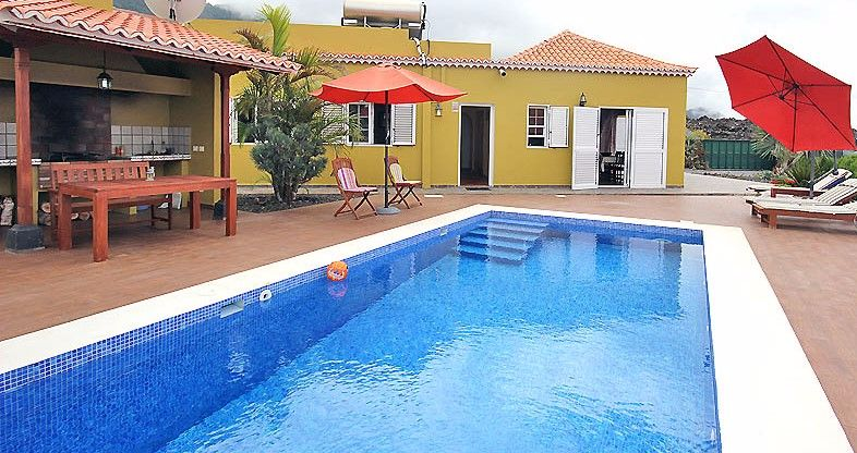holiday villa sleeps 6 la palma