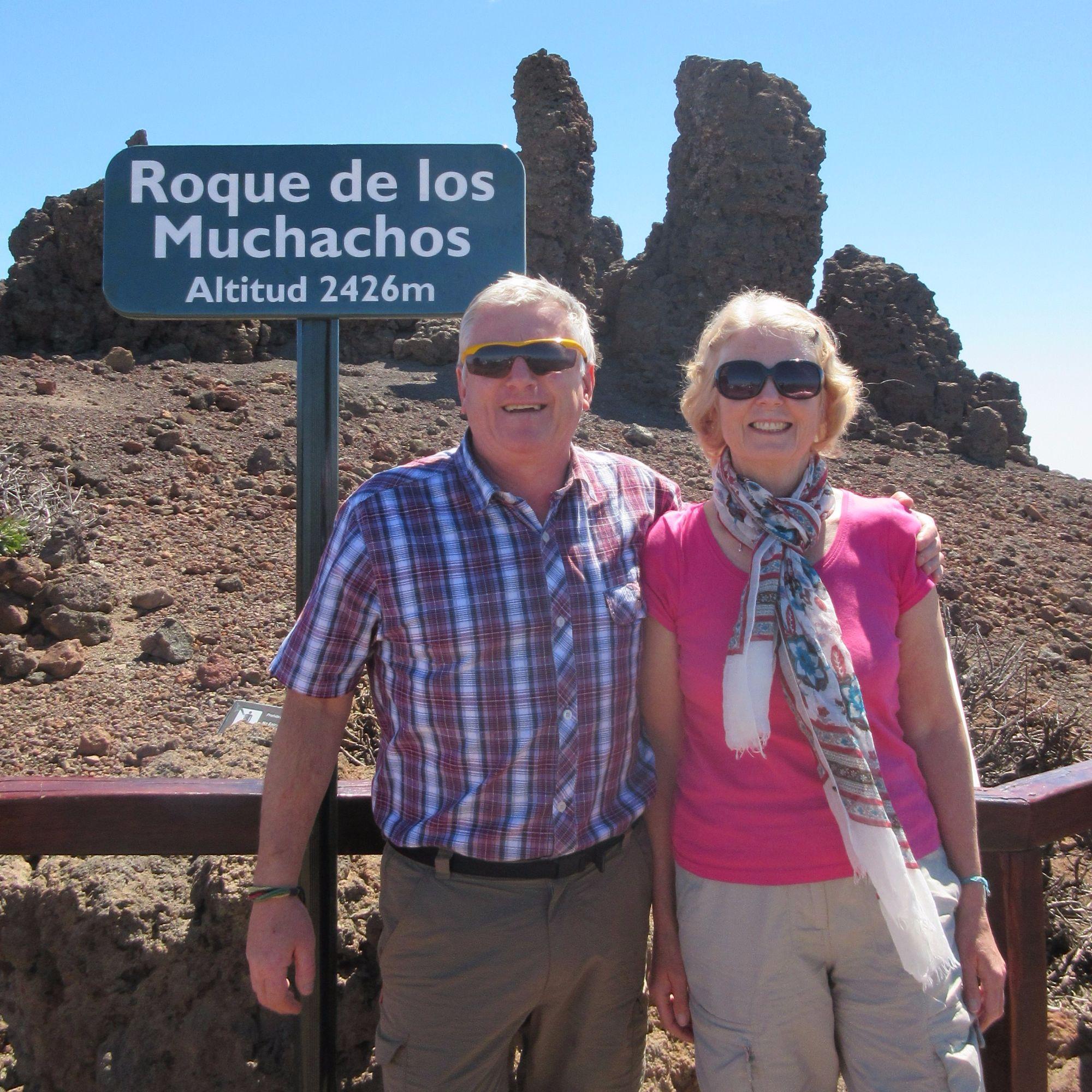 Roque de Muchachos La Palma