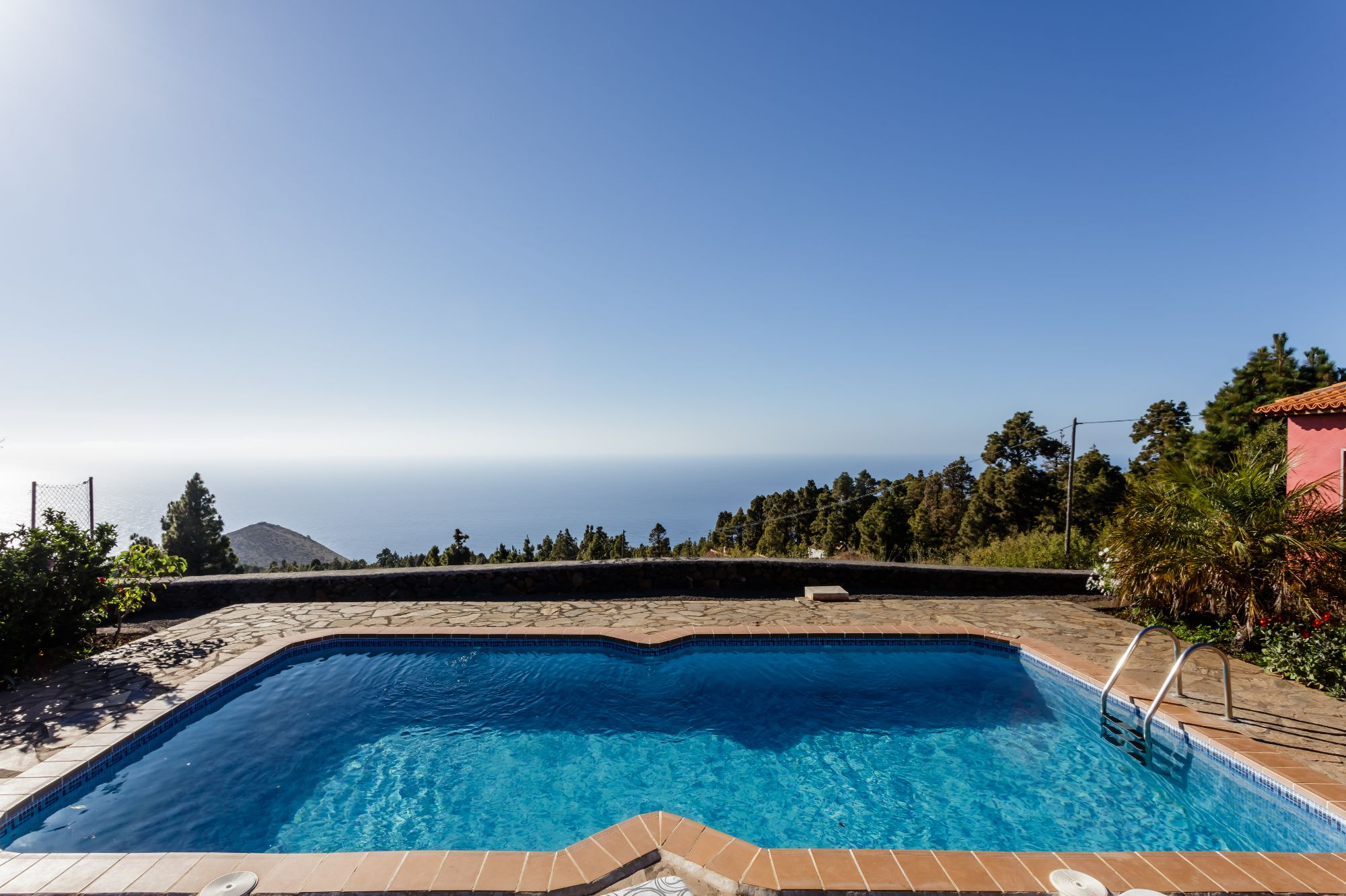 casa verada with private pool, puntagorda, la palma