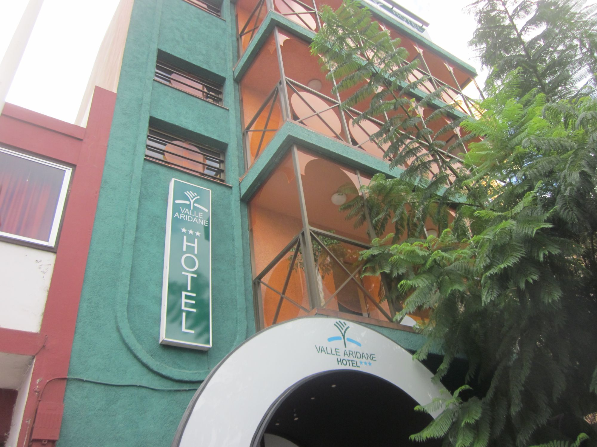 city hotel los llanos la palma